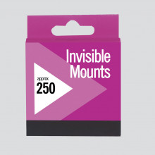 Photo Mounts Invisible 250s