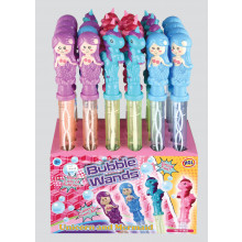 Unicorn & Mermaid Bubble Wands Assorted
