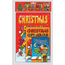 XD05202 Christmas Activity Pack