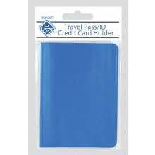 ID/Travel Pass Holder Assorted