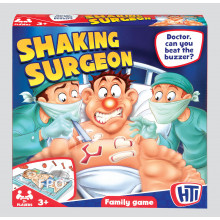 Shaking Surgeon Game