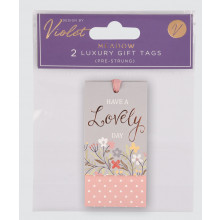 Gift Tag Meadow 2pk
