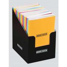 Bright Memo Book CDU Assorted