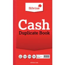 Silvine Duplicate Cash Book 608