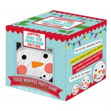 XD04903 Pass The Parcel Santa/Snowman