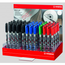 Stabilo Write-4-All Permanent Pen CDU