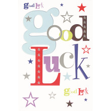 Cards Word Play 20735 Good Luck