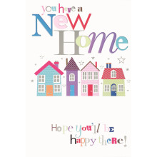 Cards Word Play 20737 New Home