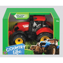 Country Life Large Tractor (Friction)