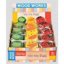 Yo-Yo Pals 3 Assorted