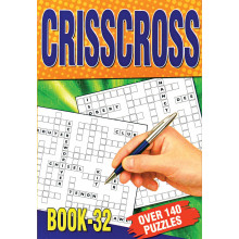 A5 Criss Cross 160 Pages 4 Asstd