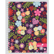 A5 Twinwire Marlene West Notebook 160pgs