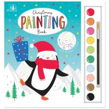 XD05208 Painting Books + Paints