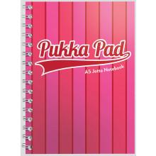 A5 Vogue Pukka Jotta Notebook Asst - 200 pages
