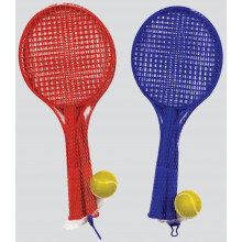 Soft Ball Tennis Set In Bag - 2 Players