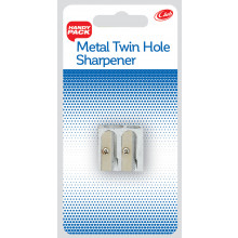 Twin Hole Metal Sharpener