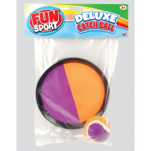 Fun Sport Deluxe Catch Ball (2 Players)