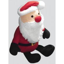 XD04308 Door Stop Santa/Snowman