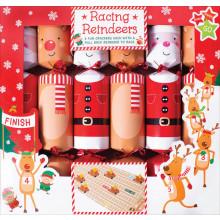XD05507 Crackers Racing Reindeer