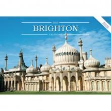 DD01213 A5 Calendar Brighton