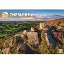 DD01226 A4 Calendar Cheshire