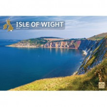DD01221 A4 Calendar Isle of Wight