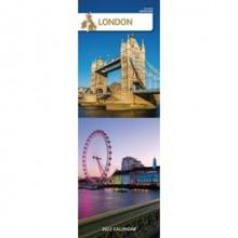 DD01212 Slim Calendar London