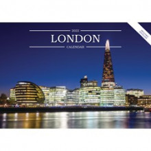 DD01218 A5 Calendar London