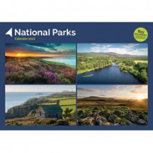DD01222 Calendar 2022 National parks A4