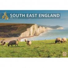 DD01225 A4 Calendar South East England