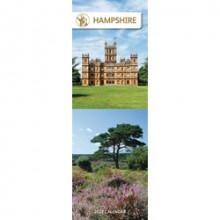 DD01207 Slim Calendar Hampshire
