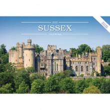 DD01217 A5 Calendar Sussex