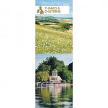 DD01204 Slim Calendar Thames & Chilterns
