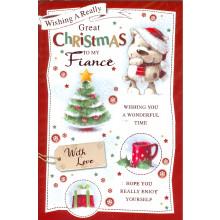 Fiance Cte 75 Christmas Cards