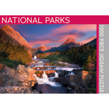 1000pc Jigsaw Puzzle National Parks