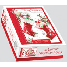 XD00612 A Christmas Gift Cards