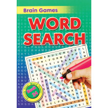 A5 Word Search 160 Pages 4 Asstd