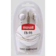 Maxell Stereo Earphones Assorted
