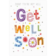 Special Occasion 22468 Get Well Soon