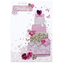 Special Occasion 22479 Wedding Day Cake