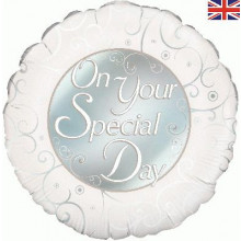 Special Day Foil Balloon 18""