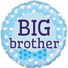 Big Brother Foil Balloon 18""
