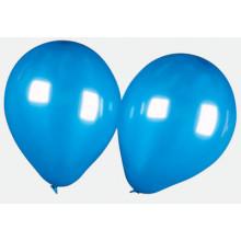 "12"" Shiny Blue Balloons Pack 15"