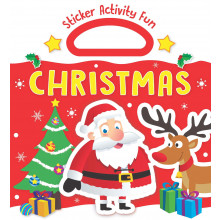 Christmas Sticker Activity Fun