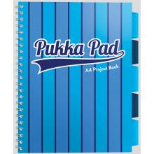 A5 Vogue Pukka Project Book Asst - 200 pages