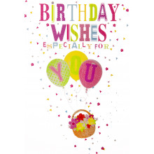 Cards Word Play 23969 Open Female Wishes