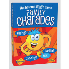 Family Fun Family Charades Game