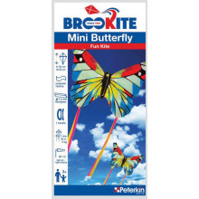 "Mini Butterfly Kite 49x88cm/19x34.5"""