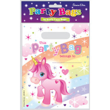 Party Bags - Unicorn - Pack 10