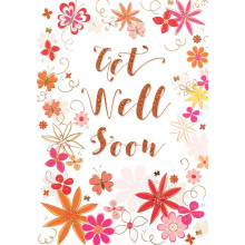 Greetings Cards Get Well